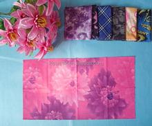 Fashion useful solid color bandana