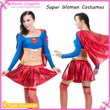 Venta al por mayor películas para adultos traje de Wonder Woman