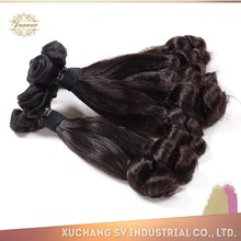 High quality unprocessed selling high quality virgin peruvian hair peruvian funmi hair weave