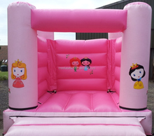 mini inflatable kids air jumper for kids play in best price 2012