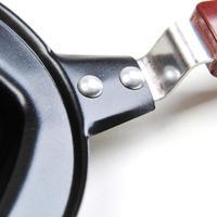здоровые антипригарным покрытием из нержавеющей стали Сковорода эко Сковорода сковороде звезды kimisohand