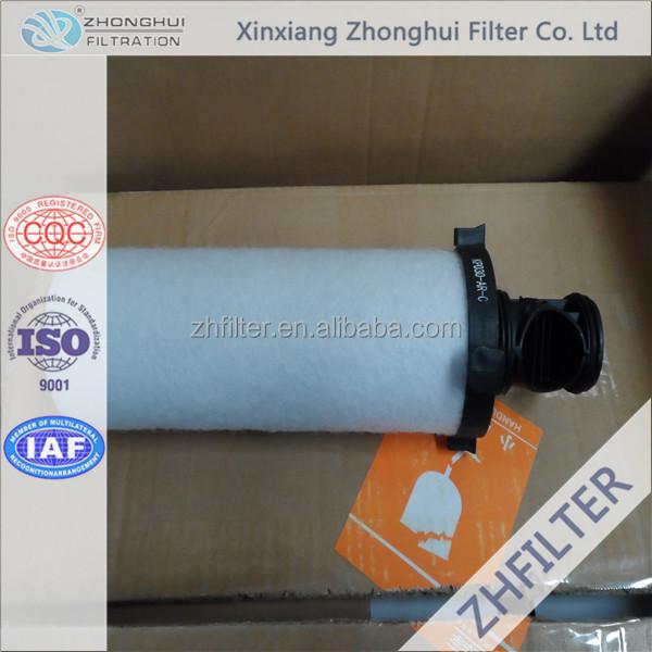 Domnick Hunter compressed air filter element K030AX