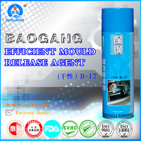 Mould release agent/ Mold releassing agent/Silicone spray B-17