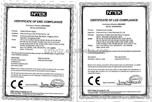 HS-60-24 60w 24v power supply,24v dc power supply,power supply 24v