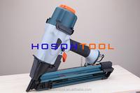 Nail gun for rafter ties