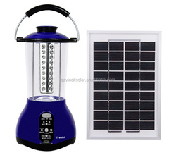 solar energy products led camping lantern night light high lumen