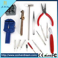 watch repair tool kit 16 in 1 piece watch repair tool China wholesale