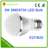 china supplier factory price 3w aluminum led light bulb,indoor energy saving 3w led bulb,aluminum indoor e27 3w led bulb light
