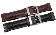 2015 High Quality Custom Design Luxury The Newest Style Leather Watch Band For Any Size