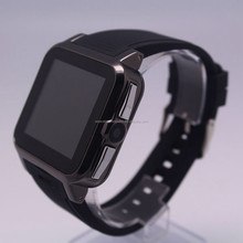 "1.54"" touch screen aluminum stainless steel cover 300W camera bluetooth/GPS/WIFI 3g GSM Android smart watch"