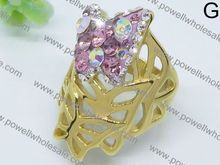Elegant design China wholesale 3 carat diamond ring
