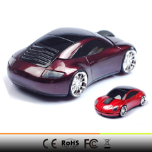 the most popular design from Shenzhen supplier 2.4Ghz wireless car mouse