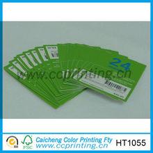 baratos de impresión de la tarjeta de negocios