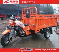 250cc Air cooled Engine Tricycle made in China/lifan motorcycle with cargo HL250ZH-A30