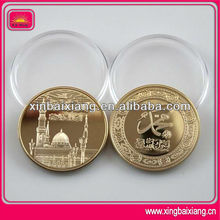 baratas monedas de metal de recuerdo, moneda personalizada para retos, moneda de oro falso