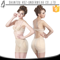 hsz-8086 Quality Imported Panties Women's Sexy Butt Lifter SHAPEWEAR ylon slips and panties