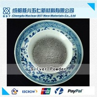 Gold supplier of good quality silver powder price