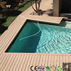 Wood Plastic Composite Floor Decking COOWIN brands