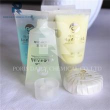 Wholesale cheap silver stamping screw cap hotel soap shampoo