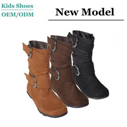 J-T0105 Best sale leather shoes handmade simple handsome cowboy shoes boot motocross boots
