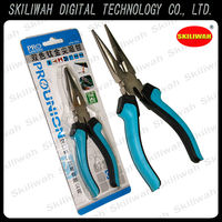 Skiliwah Wireman New Prodcut 165mm ProsKit UPM-709X Long Nose Pliers Function
