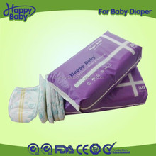 Absorb urine to keep the baby's body cool baby diapers