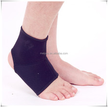 Durable Exercise Yoga Wear Neoprene Ankle Wrap Support