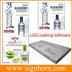 printing poster of led mobile billboard