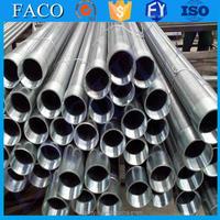 "Tianjin intermediate metal conduit ! ansi c80.6 2"" imc pipe galvanized conduit sizes"