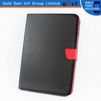 High Quality Leather Cover Case for Samsung P5200, Leather Flip Cover for Samsung P5200