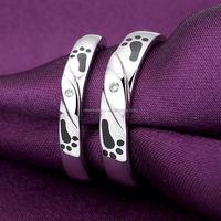 hot sale!24 carat gold wedding rings