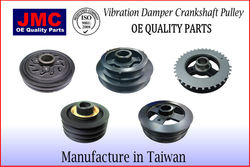 JMGM-CP037 Vibration Damper Crankshaft Pulley for BUICK GM 24501201 88959268 594-005