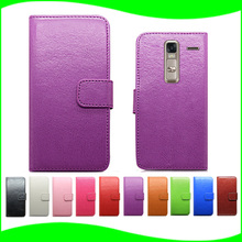 PU Leather Stand Back Case for LG Class H740 Wholesale Mobile Phone Accessories