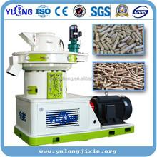 Automatic Wood Pellet Making Machine Vertical Die