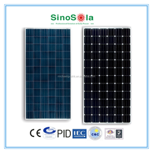 1KW-10MW Solar Power System with High efficiency Strong Power Solar Panel