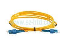 SC/UPC-SC/UPC SM Duplex 3M Fiber Optic Patch Cord