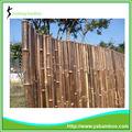 treliça de bambu cerca de expansão de cerca de bambu