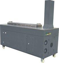 Barbacoa de estufa y parrilla con sistema de purificación de aire electroestático