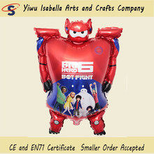 advertising big hero 6 cartoon balloons, high quality cartoon balloons, new cartoon balloons