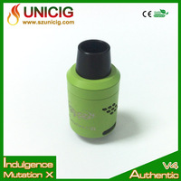 Cheap price 510 drip tips lithium polymer battery ecig atomizer mutation x v4 authentic