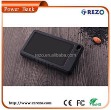 5000mah rohs cell phone solar charger with good quality