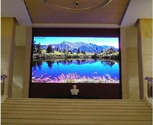 Indoor P6 RGB advertising led panel Indoor Advertising LED panel,SMD P7.62 full color screen