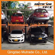 CE MUTRADE 2 car parking canopy tent