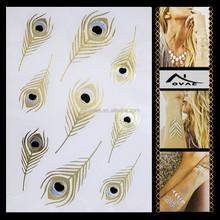 Sleeves Glitter Metallic Flash Temporary Tattoo Kit