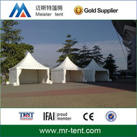 Aluminum square car parking canopy tent for outdoor