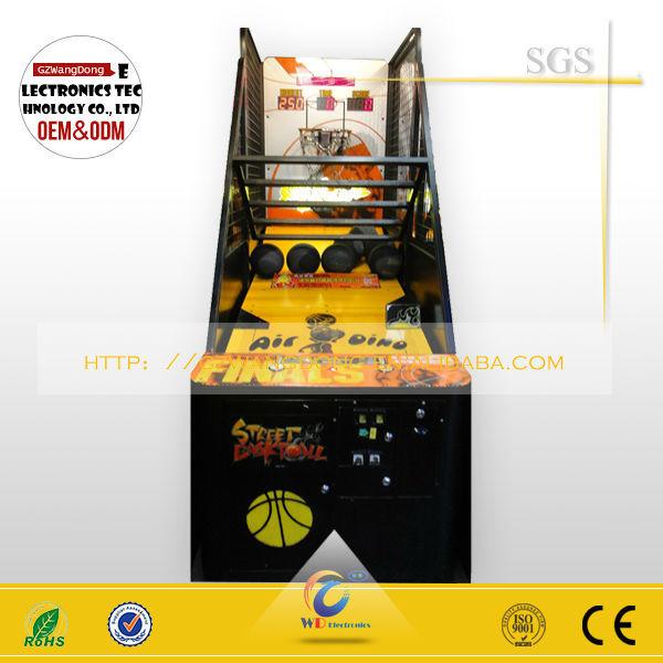 the gun basketball shooting machine for sale