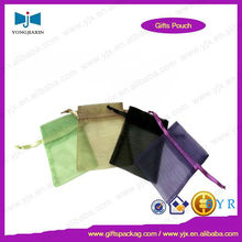 organza pouch gift packing