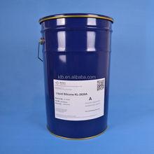 Liquid silicone gel cellphone PET film adhesive/sealant