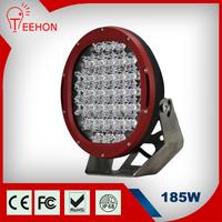 Super Power 185W IP68 LED Work Light Bar, LED Work Light, LED Driving Worklight Square Car LED Light Offroad LED Auto