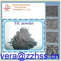 binder titanium carbide powder TiC used cermets and alloy additives and 3d printing titanium carbide powder
